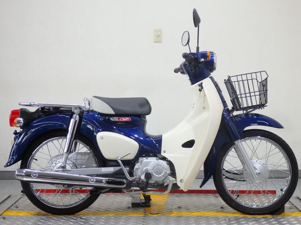 カブ 50cc スーパー